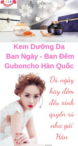 Kem Dưỡng Da Guboncho Hàn Quốc
